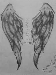 angel wing by roxanne2230 on deviantart