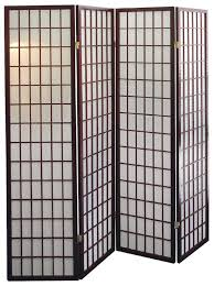 Oriental Room Dividers by Furniture Outstanding Wooden Japanese Room Divider With Three