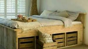 crate bed frame