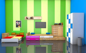 Kid Room by Kids Room Interior 3d Model Cgtrader