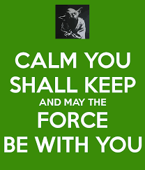 May The Force Be With You Meme - yoda speak the force may the force be with you know your meme