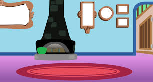 Livingroom Cartoon Animated Clip Art Poor Living Rooms Carameloffers