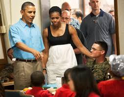Obama Hawaii by File President Obama Visits Marine Corps Base Hawaii On Christmas