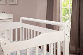 Mini Crib White Davinci Emily Mini Crib White N Cribs