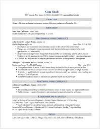 resume format undergraduate students professional resumes