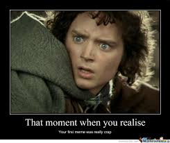 That Moment When Meme - that moment when you realise by recyclebin meme center