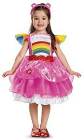 Kitty Halloween Costume Kids Care Bear Inspired Clothes Bears Care Bears