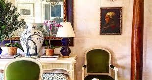 Matthew Carter Interiors Green Dining Chairs Matthew Carter Interiors Dining
