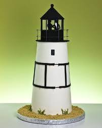 lighthouse cake topper lighthouse wedding cake topper the wedding specialiststhe