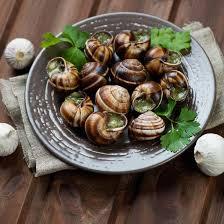 escargot cuisine recette escargots de bourgogne au thym