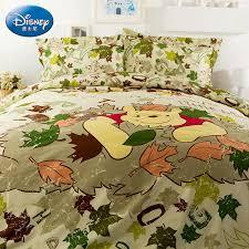 Winnie The Pooh Duvet Winnie The Pooh Camouflage Luxury Disney Bedding Sets Disney