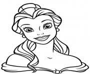 princess coloring pages free printable