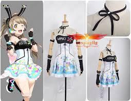 Anime Halloween Costumes Sell Anime Coser Event Custom Love Live Minami Kotori
