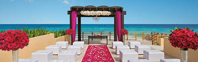 cancun wedding wedding packages at now jade riviera cancun