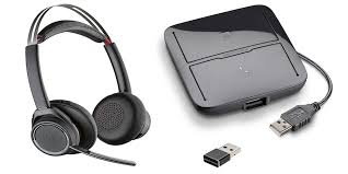 bluetooth adapter for desk phone voyager focus uc with mda200