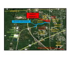 Jacksonville Florida Zip Code Map 1932 S Chaffee Rd Jacksonville Fl 32221 Commercial Property