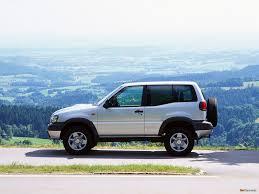 nissan terrano 2003 2000 nissan terrano 3 doors partsopen