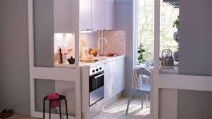 espace cuisine cuisine fonctionnelle petit espace 6 am233nagement
