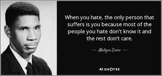 top 10 quotes by medgar evers a z quotes