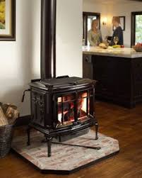Fireplace Stores In New Jersey by The Birchwood Free Standing Gas Fireplace Provides The Detailing