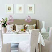 gorgeous pinks 10 decorating ideas pink dining rooms taupe