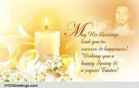 easter greeting cards religious easter birthday cards to print your written greeting and or audio