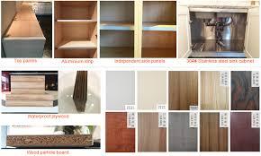 Aluminium Kitchen Designs Fashion Cheap Kitchen Cabinets Trolley Design Kitchens From