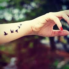27 gorgeous bird tattoos for free people styleoholic