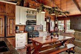 kitchen table with built in wine rack built in wine rack kitchen rustic with antique stove beadboard