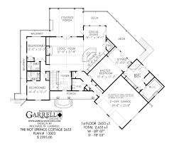 springs cottage 2653 house plan house plans by garrell