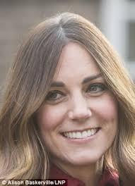 hairstyle to hide grey roots the duchess of cambridge displays her greys has kate been too
