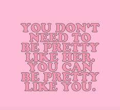 beauty makeup quote love this quote be yourself and be confident everyone is