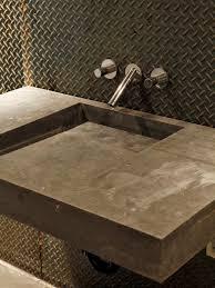 rock sinks bathro befon