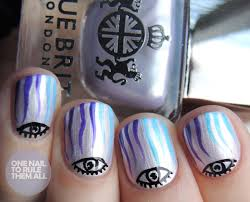 one nail to rule them all born this way meebox august u002717 nail
