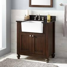 Bathroom Vanity Farmhouse Style by Antique Style Bathroom Vanity Signature Hardware