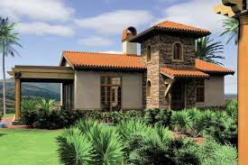 Adobe Style Home Southwestern House Plans Spanish Mission Adobe Home Small