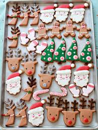 decorated christmas cookies how to decorate christmas cookies simple designs for