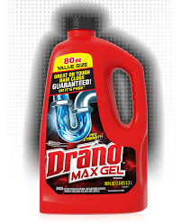 max gel clog remover drano sc johnson