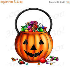 halloween clipart creation kit pumpkin 50 off halloween clipart trick or treat clipart trick or
