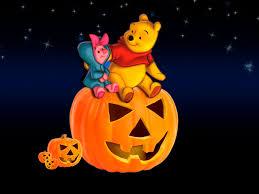 happy halloween background hd pooh bear wallpapers wallpapersafari