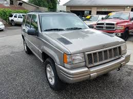 used jeep cherokee for sale jeep grand cherokee 5 9 limited for sale used cars on buysellsearch