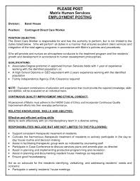 Direct Care Worker Resume Sample by Cover Letter Social Work Resume Objective Examples Social Work