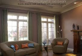 custom window treatments drapery valance swags in crystal lake il