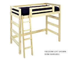XL BUNK BEDS AND LOFTS BEDS  TWIN EXTRA LONG - Extra long twin bunk bed