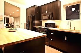 Light Brown Kitchen Cabinets Dark Colored Kitchen Cabinets U2013 Truequedigital Info