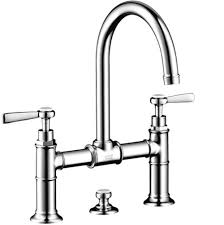 Bridge Kitchen Faucet by Faucets Kitchen Faucets Bridge Fixtures Etc Salem Nh