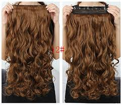 cheap clip in hair extensions buy hot selling 5 20 synthetic wavy curly one