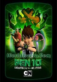 ben 10 destroy all aliens 2012 225mb hdrip dual audio