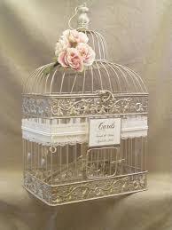 birdcages for wedding best 25 wedding card holders ideas on wine barrel