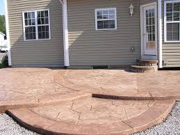 Stamped Concrete Backyard Ideas 1000 Images About Stamped Concrete On Pinterest Stamped With